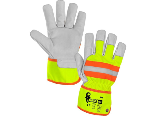Obrázok z CXS HIVI Pracovné kombinované rukavice