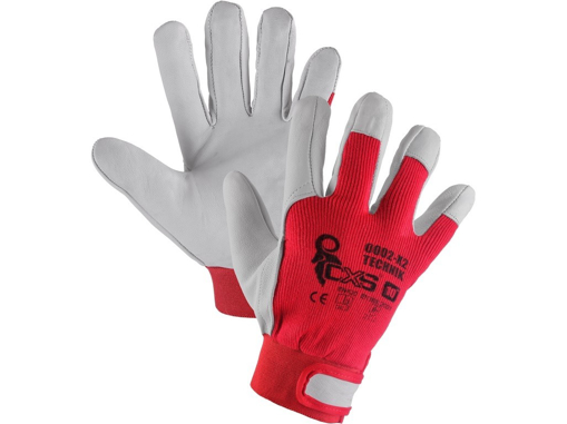 Obrázok z CXS TECHNIK Pracovné kombinované rukavice