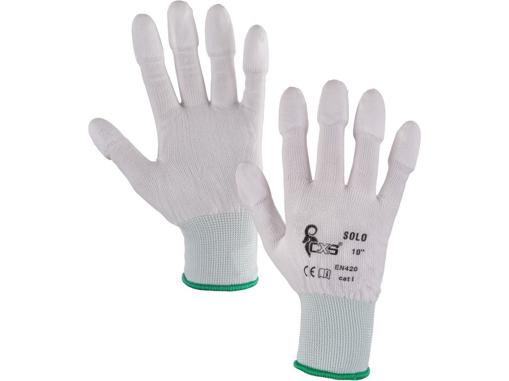 Obrázok z CXS SOLO Pracovné polomáčané rukavice