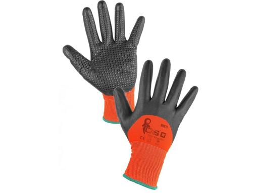 Obrázok z CXS MISTI Pracovní polomáčené rukavice