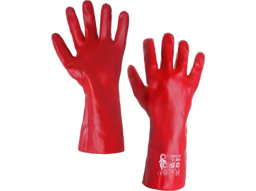 Obrázok z CXS SELA Pracovné celomáčané rukavice