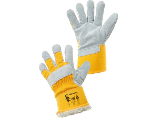 Obrázok z CXS DINGO WINTER Pracovné kombinované rukavice zimné