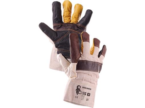 Obrázok z CXS BOJAR WINTER Pracovné kombinované rukavice zimné