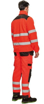 Obrázok z KNOXFIELD HI-VIS Pánska fleecová bunda červená