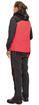 Obrázok z KNOXFIELD LADY Pracovná vesta antracit / červená - zimná
