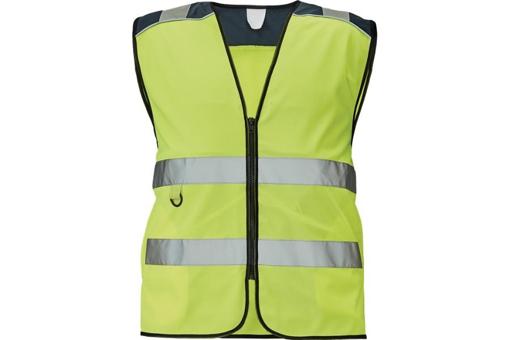Obrázok z KNOXFIELD HI-VIS Reflexná vesta žltá