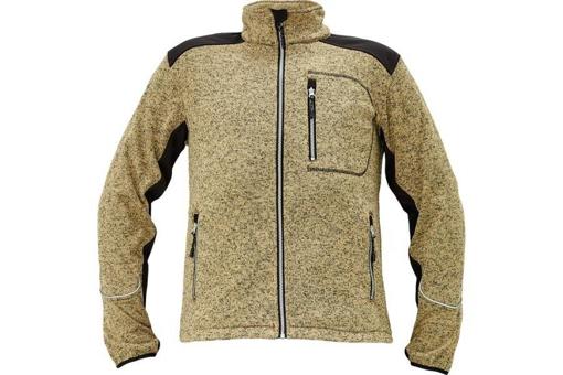 Obrázok z Červa BOYER Pánsky sveter béžový
