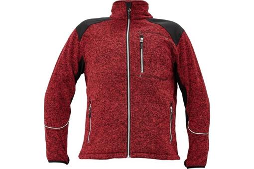 Obrázok z Červa BOYER Pánsky sveter červený