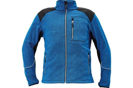 Obrázok z Červa BOYER Pánsky sveter modrý