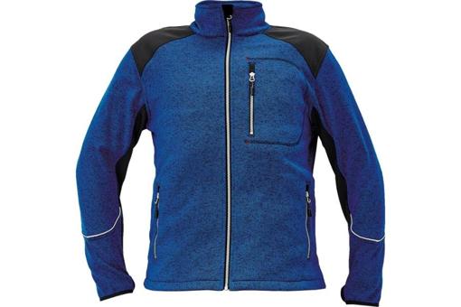 Obrázok z Červa BOYER Pánsky sveter tmavo modrý
