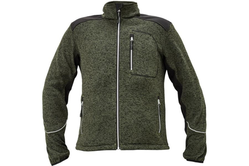 Obrázok z Červa BOYER Pánsky sveter olivový
