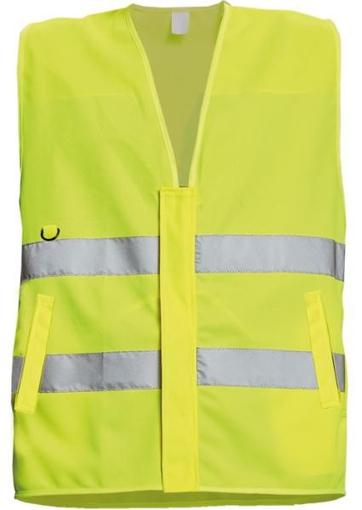 Obrázok z Červa LYNX PROFI Reflexná vesta žltá