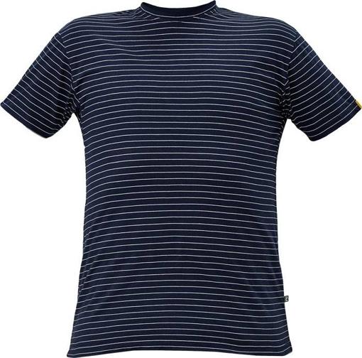 Obrázok z Červa NOYO ESD Antistatické tričko navy