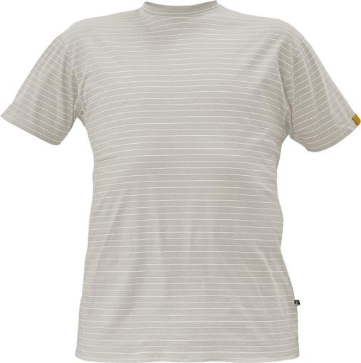 Obrázok z Červa NOYO ESD Antistatické tričko šedé
