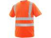 Obrázok z CXS LIVERPOOL Reflexné tričko oranžové