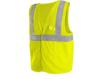 Obrázok z CXS DORSET Reflexná vesta žltá