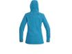 Obrázok z CXS PAGE Dámska softshellová bunda modrá
