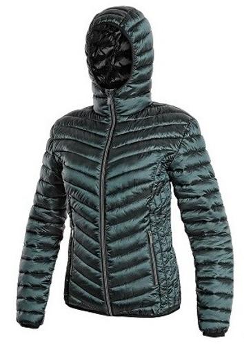 Obrázok z CXS OCEANSIDE Dámska bunda zimná tm. zelená