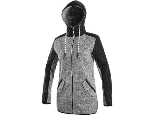 Obrázok z CXS CAPE Dámska bunda šedá