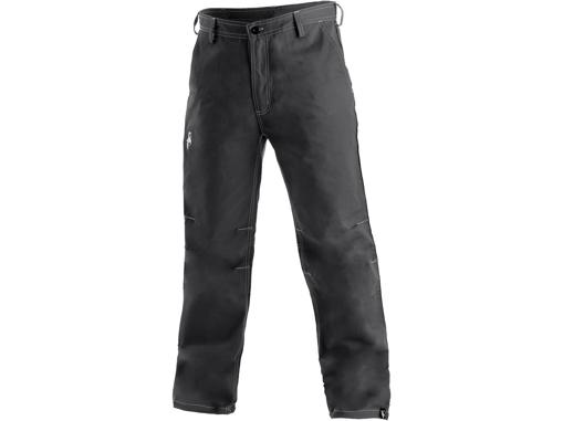 Obrázok z CXS REDMOND Pánske nohavice do pásu šedé