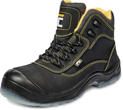 Obrázok z ČERVA BK TPU MF S3 SRC Pracovná členková obuv