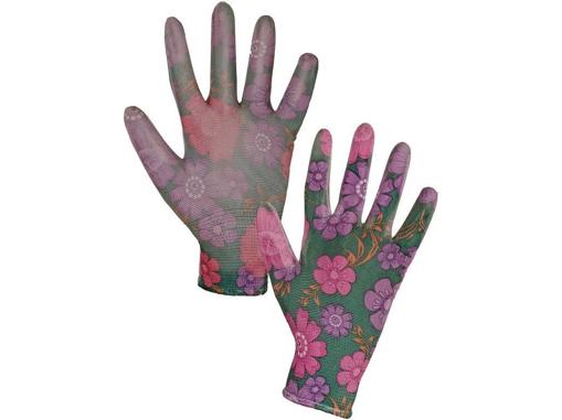 Obrázok z CXS LEIVA Pracovné polomáčané rukavice dámske