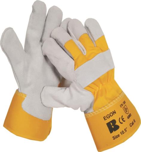Obrázok z BAN EGON 03122 Kombinované pracovné rukavice