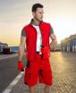 Obrázok z VISION Softshellová vesta červená