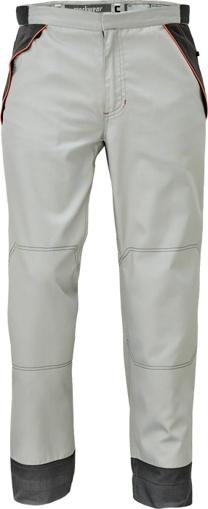 Obrázok z Červa MONTROSE Pracovné nohavice do pásu šedé