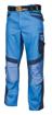 Obrázok z R8ED+ Pracovné nohavice do pásu modré predlžené
