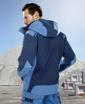 Obrázok z R8ED+ Softshellová bunda modrá