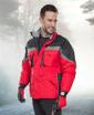 Obrázok z ARDON MILTON Pánska zimná bunda červená