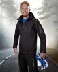 Obrázok z ARDON SPIRIT 07 Pánska softshellová bunda zimná čierna