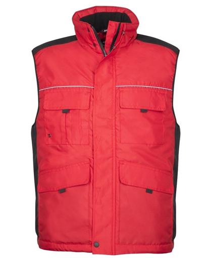 Obrázok z ARDON SWEN Pánska zateplená vesta červená