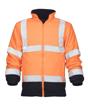 Obrázok z ARDON HI-VIZ Reflexná mikina fleecová oranžová