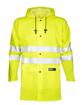 Obrázok z ARDON AQUA Reflexná bunda s kapucňou žltá