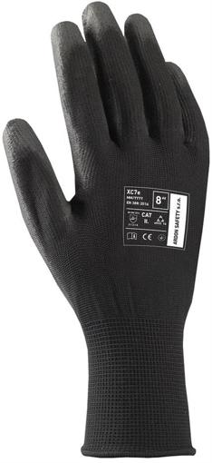 Obrázok z Ardon XC7e BLACK Pracovné rukavice