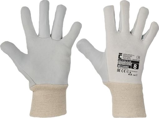Obrázok z Červa PELICAN PLUS Pracovné rukavice - 120 párov