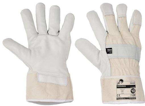 Obrázok z Free Hand CERVINUS Pracovné rukavice