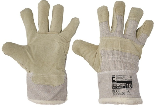 Obrázok z Červa SHAG Pracovné rukavice zimné - 72 párov