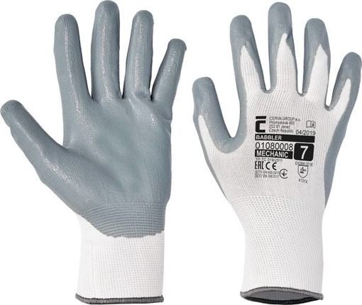 Obrázok z Červa BABBLER Pracovné rukavice - 120 párov