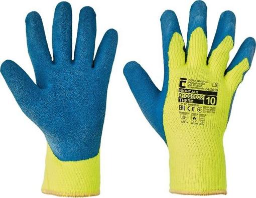Obrázok z Červa NIGHTJAR Pracovné rukavice
