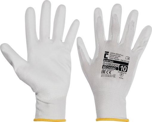 Obrázok z Červa BUNTING Pracovné rukavice