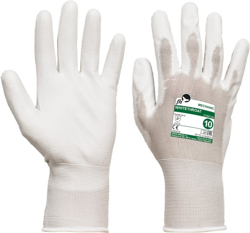 Obrázok z Červa WHITETHROAT Pracovné rukavice