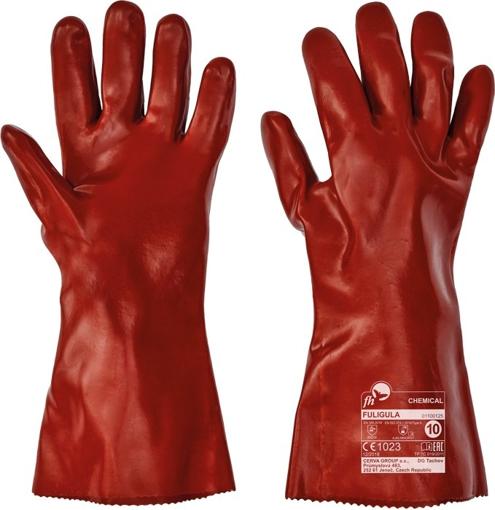 Obrázok z Free Hand FULIGULA Pracovné rukavice
