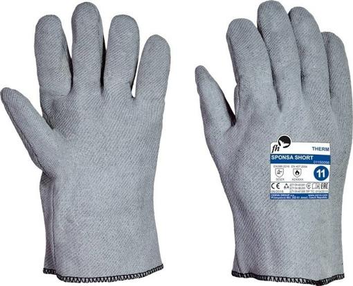 Obrázok z Free Hand SPONSA SHORT Pracovné rukavice