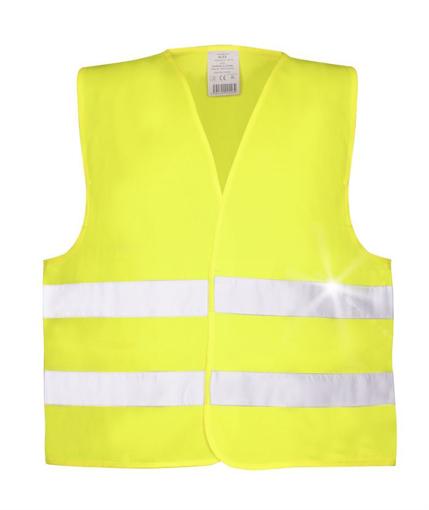Obrázok z ARDON ALEX Reflexná vesta žltá