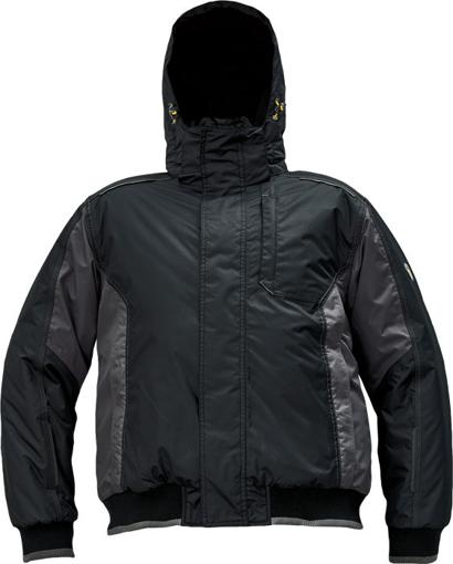 Obrázok z Červa DAYBORO PILOT Pracovná bunda zimná čierna / antracit