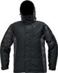 Obrázok z Červa DAYBORO Pracovná bunda zimná čierna / antracit