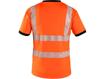 Obrázok z CXS RIPON Reflexné tričko oranžové